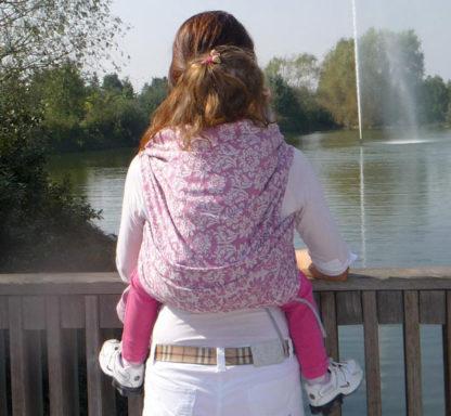 Fasce Portabimbi o baby wraps