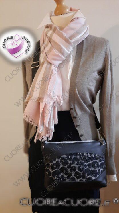 Borse In Pelle Personalizzate CustomL eather Bags Wrap Conversion Passepartout BonTon