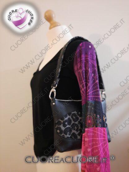 Custom Leather Bags Borse In Pelle Personalizzate Wrap Conversion Passepartout Vivace