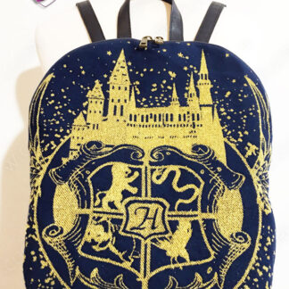 Luluna Shield Golden Night Custom BackPack Zainetto Personalizzato Harry Potter