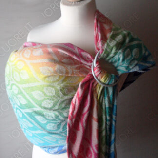 Yaro La Vita RainbowC ustom WrapConversion Ibrid Shoulder Spalla Ibrida
