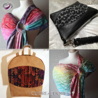 Custom Bags and Ring Sling