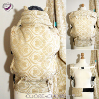 Artipoppe Argus Darius WrapConversion Marsupio FullBuckle BabyCarrier Toddler